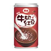 泰山綿密牛奶紅豆330G*6罐【愛買】