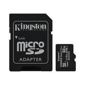 新風尚潮流 金士頓 記憶卡 【SDCS2/32GB】 32G Micro-SDXC A1 讀100MB/s 手機可用