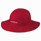 Mont-bell 日本品牌 GORE TEX 防水帽 / 遮陽帽/ 圓盤帽 (1128514 GARN 深紅)