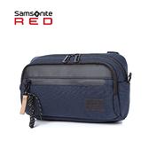 特價 Samsonite RED【ONSE HE0】肩背包 側背包 防盜扣環 Cordura材質 耐用耐磨