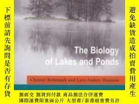 二手書博民逛書店The罕見Biology Of Lakes And PondsY364682 Christer Bronmar