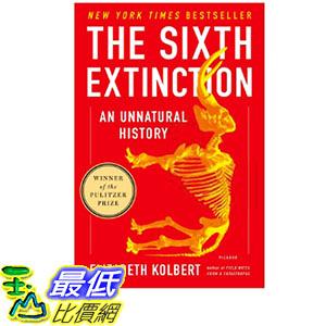 2019 美國得獎書籍 The Sixth Extinction: An Unnatural History