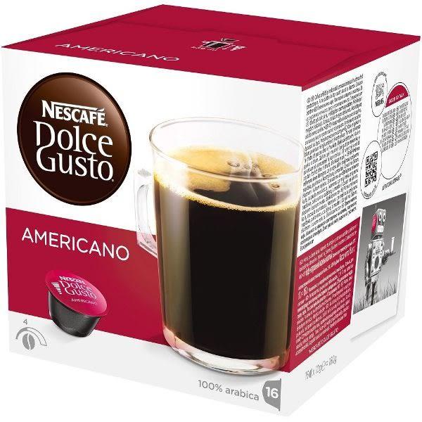 雀巢 美式經典咖啡膠囊 (Americano) 單盒