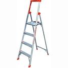 小巨人4階簡捷梯-6尺 含安全扶手和寬踏...