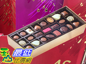 [COSCO代購] C869351 KIRKLAND SIGNTRUR 科克蘭 BELGIAN CHOCOLATE ASSORTED 豪華比利時巧克力禮盒570G
