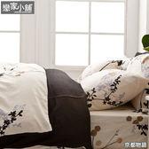 床包被套組 / 雙人加大【京都物語】含兩件枕套  100%精梳棉,戀家小舖台灣製AAS312