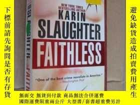 二手書博民逛書店Faithless罕見Y146810 Karin Slaught