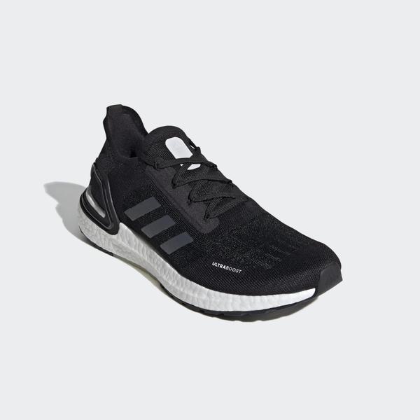 【二月大促2折後$5180】adidas UltraBOOST Summer.RDY 黑 白 男鞋 運動鞋 慢跑鞋 EG0748