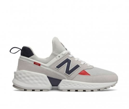 NEW BALANCE 男款復古休閒鞋-NO.MS574GNC