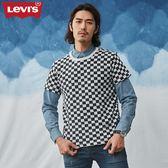 牛仔襯衫 男裝 / Barstow V形雙口袋 / 按壓式珍珠扣 / 淺藍 - Levis
