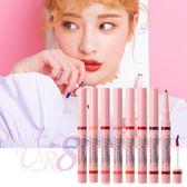 韓國3CE STUDIO 雙頭霧感絲絨奶油唇釉&唇線筆3.2g+0.2g(6色) 唇筆 唇彩 唇蜜【UR8D】