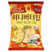 韓國 海太 Calbee蜂蜜奶油楓糖洋芋片(60g)【小三美日】進口零食/團購