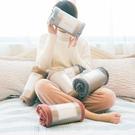 秋冬款暖暖褲家居百搭睡褲女加厚絨褲懶人仙女褲珊瑚絨保暖褲350g 優拓