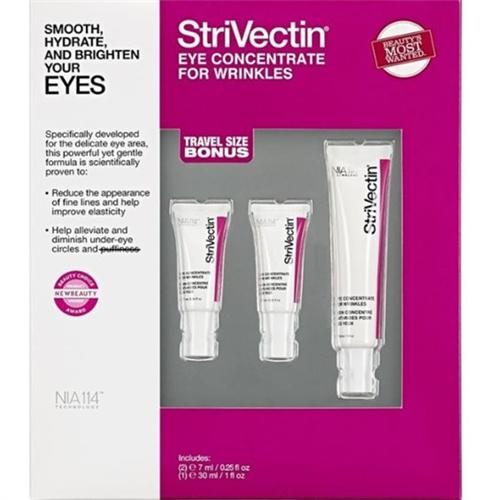 StriVectin 淡紋眼霜 30 毫升 1 入+ 7 毫升 2 入