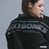 CROXXBONES 衝撞的愛大學T