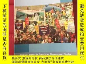 二手書博民逛書店ORGANIZED罕見INTERESTS AND AMERICA
