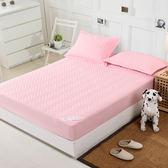 床笠單件加厚夾棉床罩床墊套席夢思保護套棕墊防滑1.8m1.5米床單『櫻花小屋』