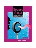 二手書博民逛書店《Sounds Great: Intermediate Pron
