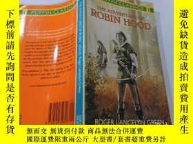二手書博民逛書店The罕見Adventures of Robin Hood:《羅賓漢歷險記》Y200392