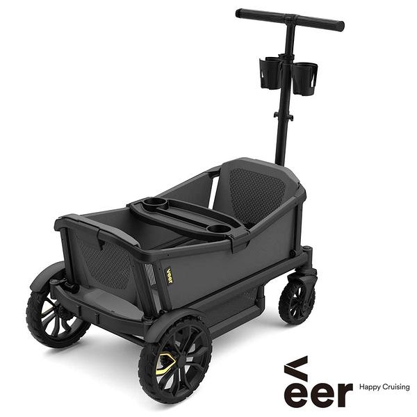 (客約)【美國 Veer】VEER CRUISER 小變型金剛 全地形交叉車 嬰兒推車