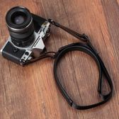 適用索尼黑卡RX100M2 M3 M4 M5理光GR2 LX10微單相機羊皮背帶肩帶        智能生活館