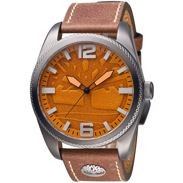 Timberland叢林之心時尚腕錶   TBL.15034JSU 25