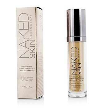 SW Urban Decay-14 裸妝輕盈超定義粉底液 Naked Skin Weightless Ultra Definition Liquid Makeup - #0.5
