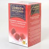 英國【FRUIT & HERB】芙賀覆盆子茶  2g*20入(賞味期限︰2020.05)