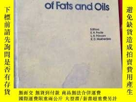 二手書博民逛書店New罕見Sources of Fats and Oils【英文