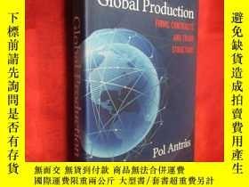 二手書博民逛書店Global罕見Production: Firms, Contr