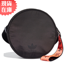 【現貨在庫】ADIDAS ROUND WAIST BAG 側背包 腰包 圓形腰包 休閒 潮流 黑 【運動世界】FL9617
