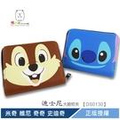 迪士尼 大臉短夾 米奇 維尼 奇奇 史迪奇 【DS0130】 熊角色流行生活館
