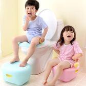 繽紛多功能 兒童座便器 寶寶坐便器 嬰幼兒馬桶 便盆 加大號【居享優品】