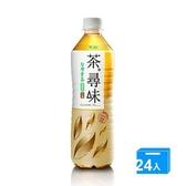 黑松茶尋味台灣青茶590ml*24【愛買】