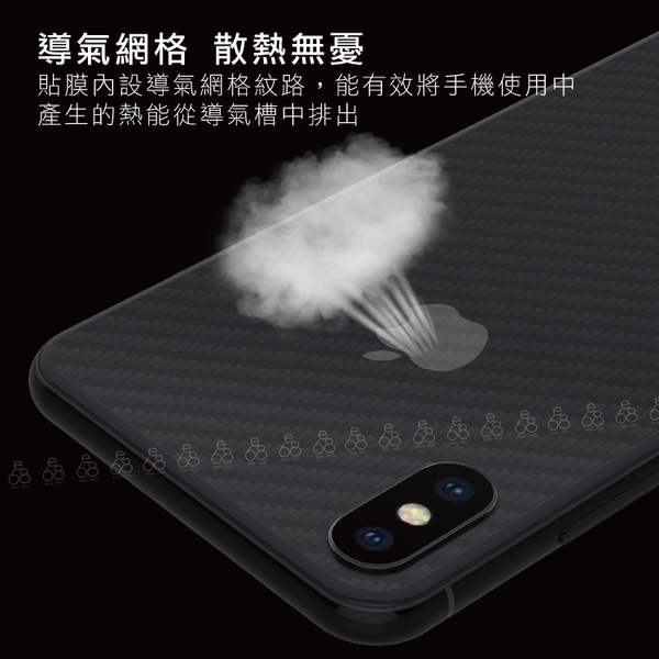 ZE553KL 碳纖維 背膜 ASUS ZenFone3 Zoom Z01HDA 軟膜背貼後膜 保護貼 透明手機貼 造型 保護膜