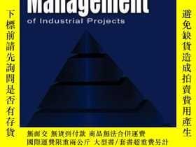 二手書博民逛書店Construction罕見Management for Industrial Projects: A Modul