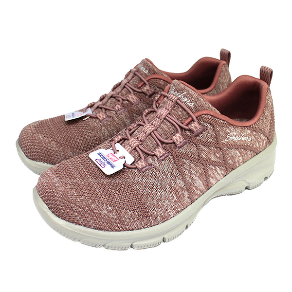 (AY)SKECHERS Relaxed Fit AIR-COOLED 記憶鞋墊 透氣休閒鞋 48970ROS [陽光樂活]