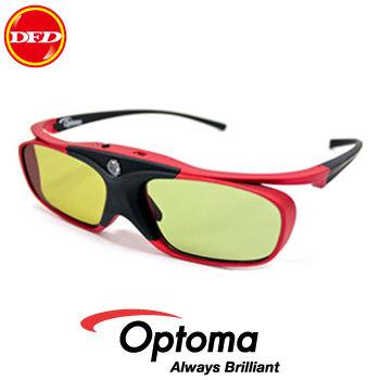 OPTOMA 奧圖碼 ZD302 主動式3D眼鏡 含稅含運 (現貨) 送高級試鏡布組