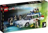 樂高積木 21108 創意系列 魔鬼剋星 抓鬼車 Ecto 1 ( LEGO IDEAS )