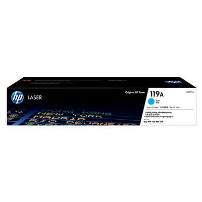 HP HP 119A 青色原廠雷射列印碳粉匣 (W2091A)