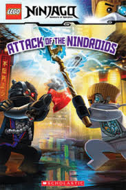 LEGO NINJAGO (樂高旋風忍者): ATTACK OF NINDROIDS
