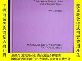 二手書博民逛書店The罕見Left and Rights: A Conceptu