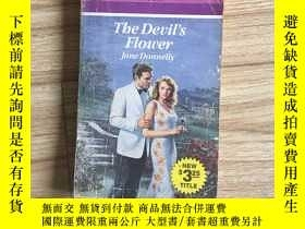 二手書博民逛書店The罕見Devil's FlowerY260873 Jane