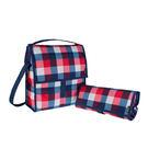 美國 packit /PACKIT冰酷 野餐冷藏袋-英倫方格【新色】