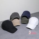 棒球帽 帽子男夏天韓版鴨舌帽女百搭棒球帽潮人街頭時尚學生遮陽太陽帽春 6色