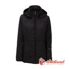 [Wildland] 荒野 (女) 鋪棉保暖外套 黑 (0A02911-54)
