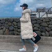羽絨棉服女反季特賣棉衣女中長款棉襖韓版寬鬆新款潮冬裝外套 俏女孩