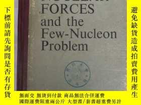 二手書博民逛書店nuclear罕見force and the few-nucle