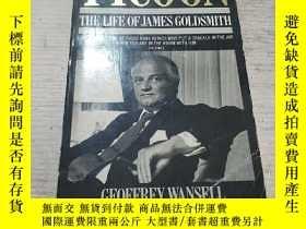 二手書博民逛書店大亨:詹姆斯·戈德史密斯傳罕見Tycoon:The Life o