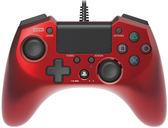 HORI PS4 射擊遊戲專用手把 紅色